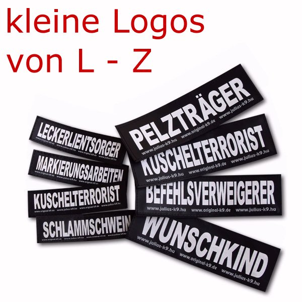julius k9 logo klein l z versandkostenfrei einkaufen. Black Bedroom Furniture Sets. Home Design Ideas
