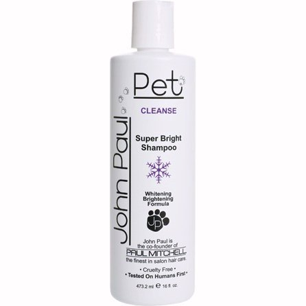 John Paul Pet: Super Bright Shampoo 473 ml