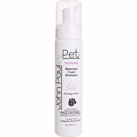 John Paul Pet: Waterless Foam Shampoo 250 ml